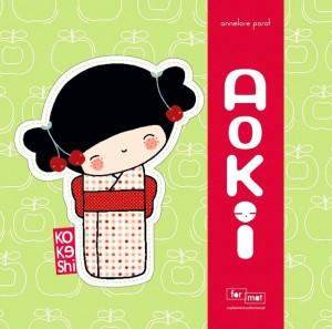 Aoki - Couverture du livre