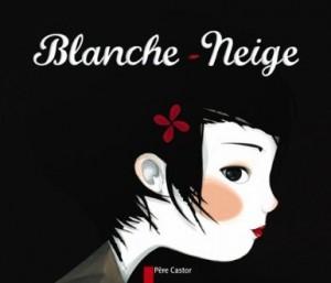 Blanche-Neige - Couverture du livre