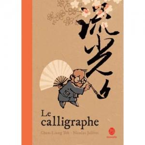 Le Calligraphe - Couverture du livre