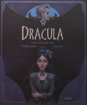 Dracula - Couverture du livre