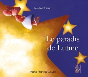 Le paradis de Lutine - Couverture du livre