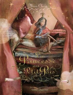 La Princesse au Petit Pois - Couverture du livre