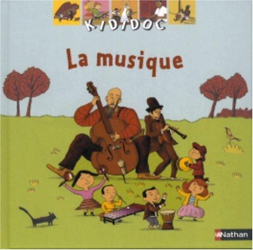 La musique – Kididoc